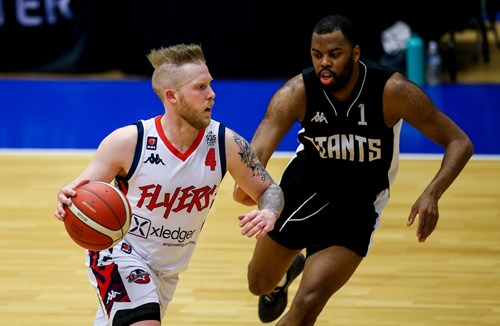 Josh Wilcher named in BBL Team of the Week