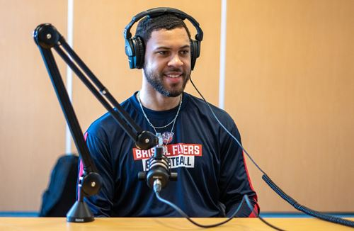 Episode five of the Bristol Flyers Podcast available NOW!
