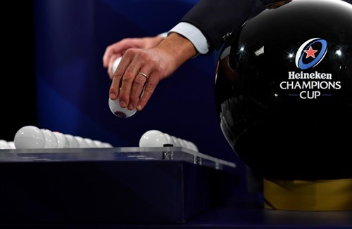 Heineken Champions Cup knockout stage draw