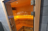 Ursell Pools & Wellness fit bespoke sauna at High-Performance Centre