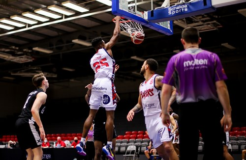 Bristol Flyers - XLedger 'Top 5' plays of the month - February 2021