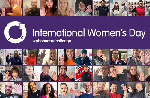 International Women's Day 2021 - Choose to Challenge