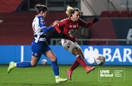 Report: Bristol City Women 3-2 Reading Women