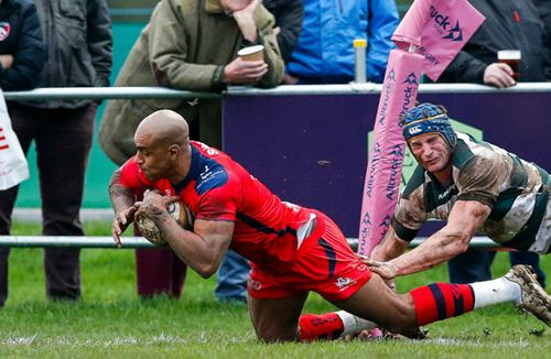 VIDEO: Try Of The Month Competition