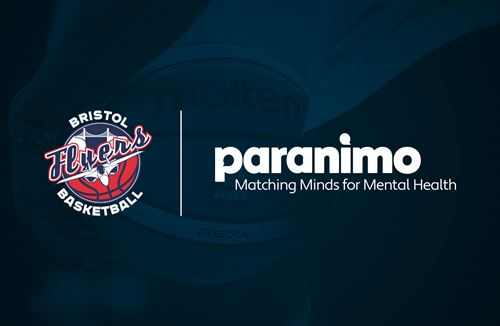 Flyers welcome Paranimo as official Mental Wellbeing Partner