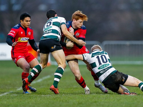 GALLERY: Nottingham vs Bristol Rugby