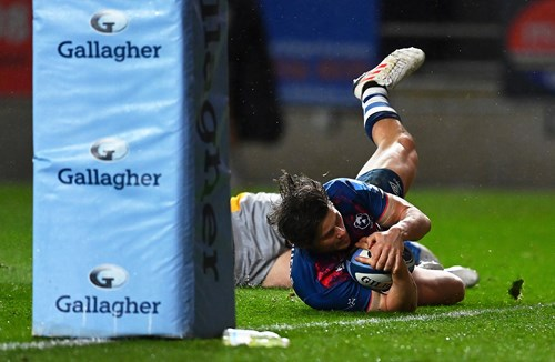 O'Conor score voted Gallagher Premiership Try of the Week