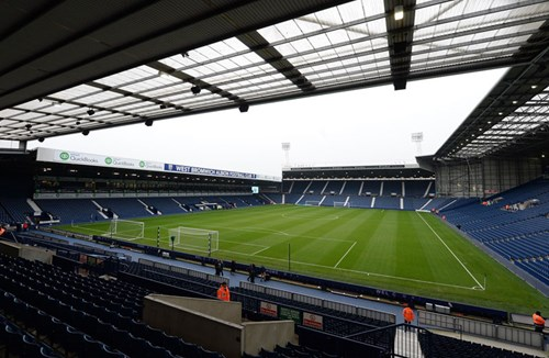 Bumper Away Support Heading To The Hawthorns