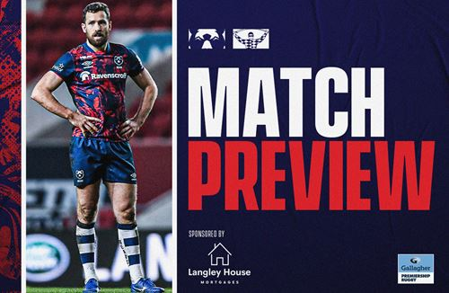 Match preview: Harlequins (h) - Gallagher Premiership