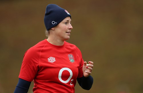 Reed named in Red Roses' Six Nations squad