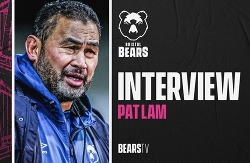 Lam insists Bears are relishing Bordeaux encounter