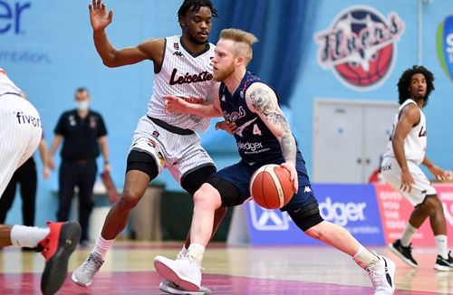 Highlights: Bristol Flyers 62-76 Leicester Riders