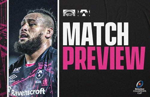 Match preview: Bordeaux-Begles (a) - Heineken Champions Cup R16
