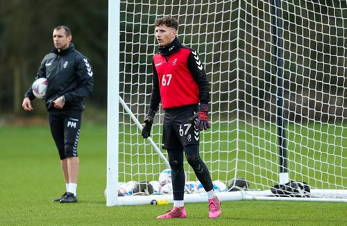 City's goalkeepers influencing Wiles-Richards