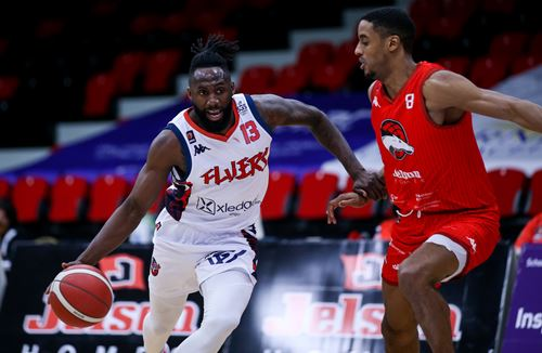 Highlights: Leicester Riders 54-80 Bristol Flyers