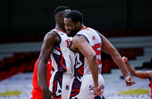 Full game: Leicester Riders v Bristol Flyers