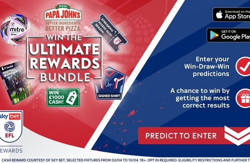 LAST CHANCE! Have you entered your predictions?