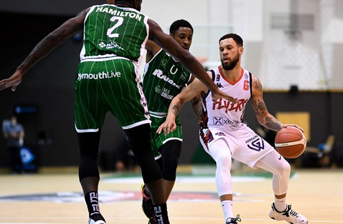 Highlights: Plymouth Raiders 74-65 Bristol Flyers