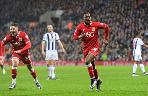 Report: West Bromwich Albion 2-2 Bristol City