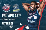 LIVE: Bristol Flyers v Sheffield Sharks