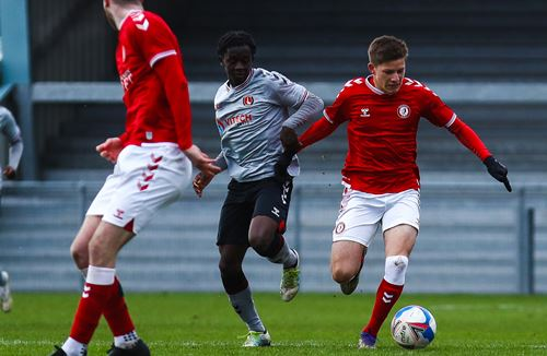 FA Youth Cup action on Robins TV