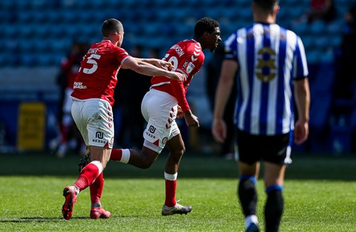 Report: Sheffield Wednesday 1-1 Bristol City
