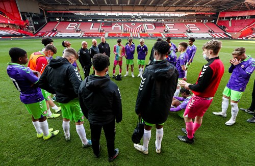 Report: Sheffield United U18s 3-1 Bristol City U18s