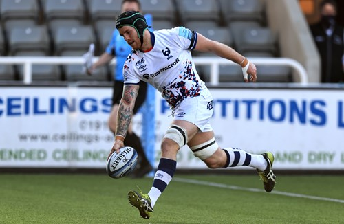 Highlights: Newcastle Falcons 17-34 Bristol Bears