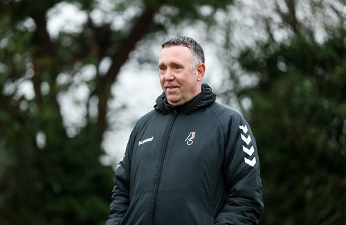 Tinnion excited by player pathway