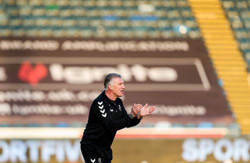 'Let's play without fear' - Pearson