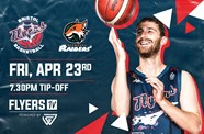 LIVE: Bristol Flyers v Plymouth Raiders