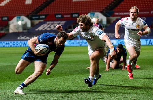As it happened: Bristol Bears 12-20 Exeter Chiefs