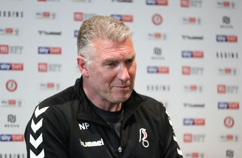 Press conference: Nigel Pearson and Dan Bentley preview Hatters test