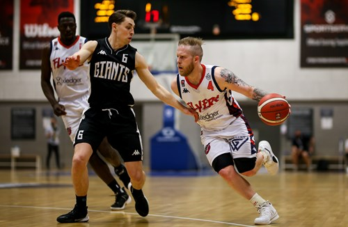 Highlights: Manchester Giants 81-83 Bristol Flyers