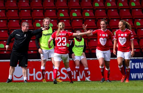 Gallery: Late drama sees City Women earn a point on the road