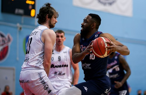 Highlights: Bristol Flyers 75-96 Plymouth Raiders