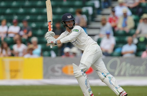 Gloucestershire Cricket's Roderick Signs New Three Year Contract