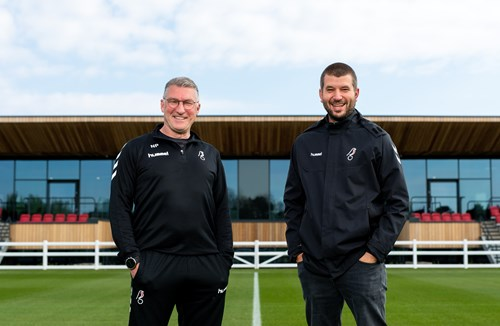 'We share the same vision for this club' - Lansdown