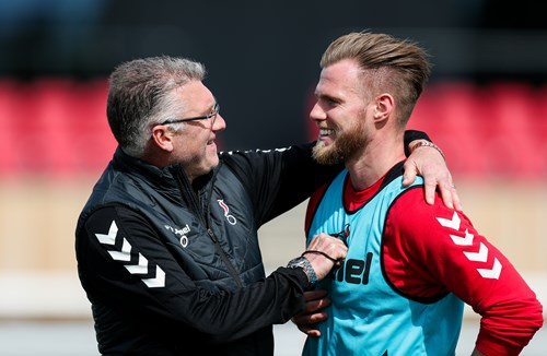 Kalas boosted by Pearson's appointment