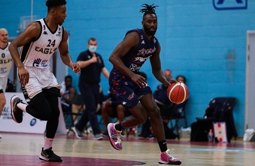 Highlights: Bristol Flyers 86-73 Newcastle Eagles