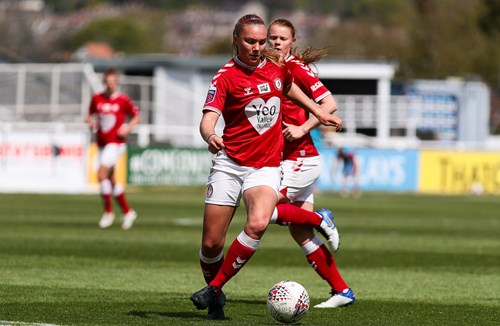 Report: Bristol City Women 0-1 Manchester United