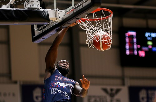 Highlights: Leicester Riders 85-56 Bristol Flyers