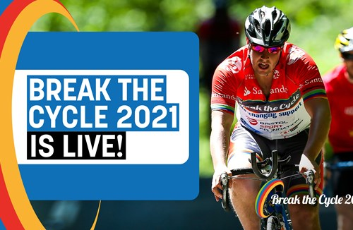 Break the Cycle 2021 is Live