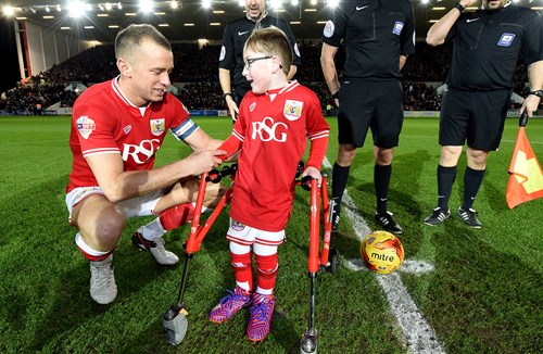 Oskar Shortlisted For Supporter Of The Year
