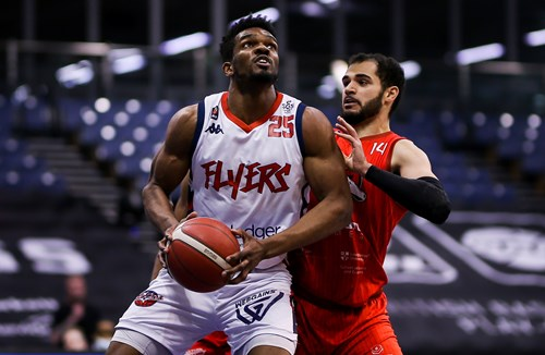 Report: Leicester Riders 92-79 Bristol Flyers