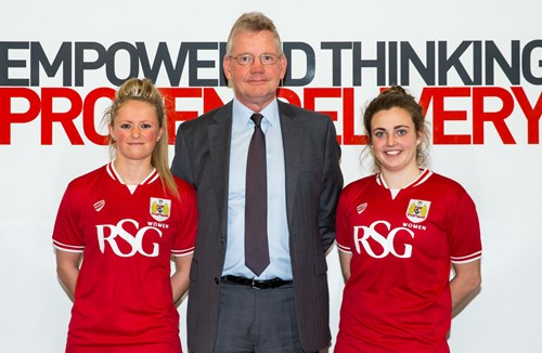 RSG Announced As Headline For Bristol City Women