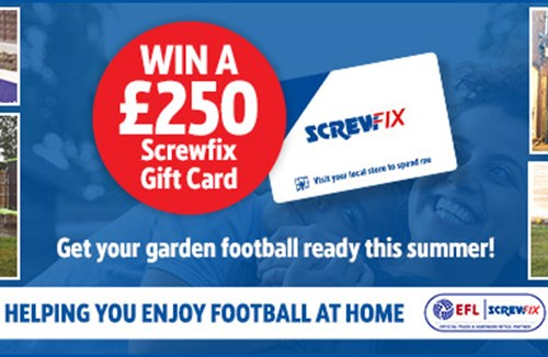 Get your garden football ready this summer!