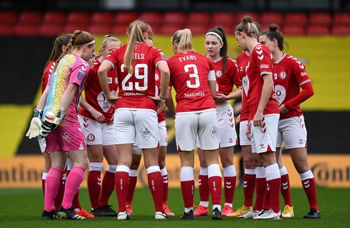 Match Preview: Brighton and Hove Albion vs Bristol City Women