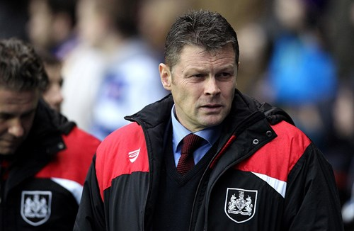 Steve Cotterill Relieved Of His Duties