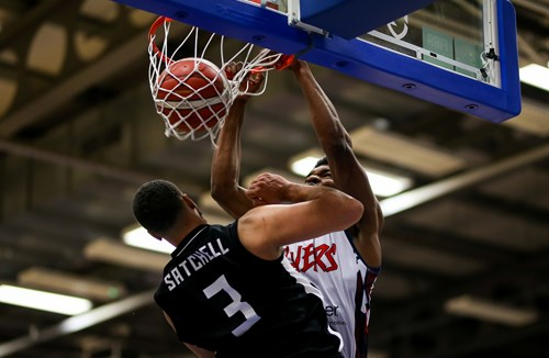 Bristol Flyers - XLedger 'Top 5' plays of the month - April 2021